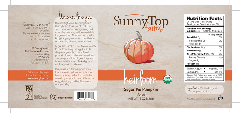 Pumpkin-Label